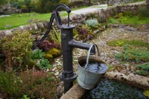 old-water-pump